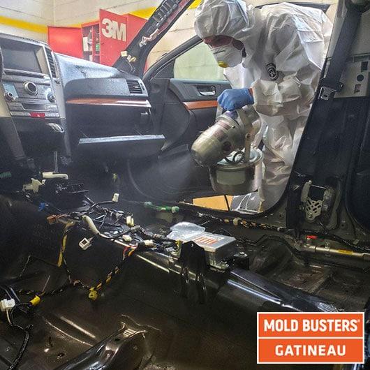 Car remediation - Gatineau