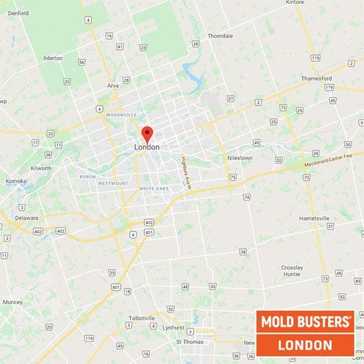 Ottawa Ontario map
