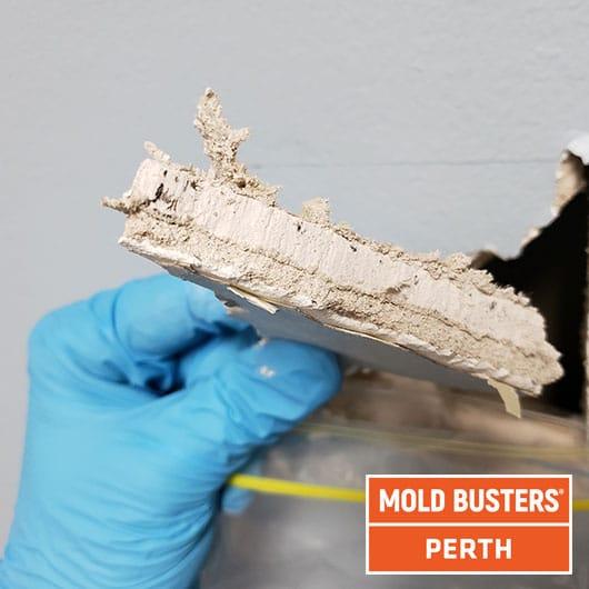 Asbestos testing - Perth