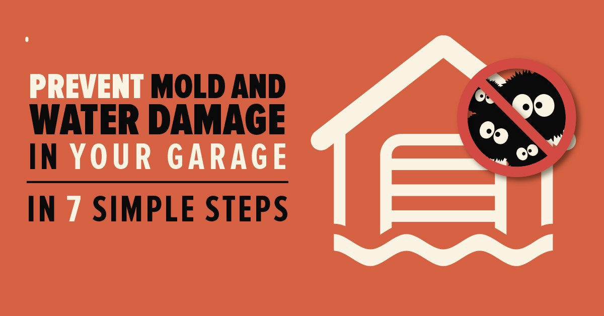 7 Simple Ways to Prevent Mold & Water Damage in Your Garage | Mold Busters