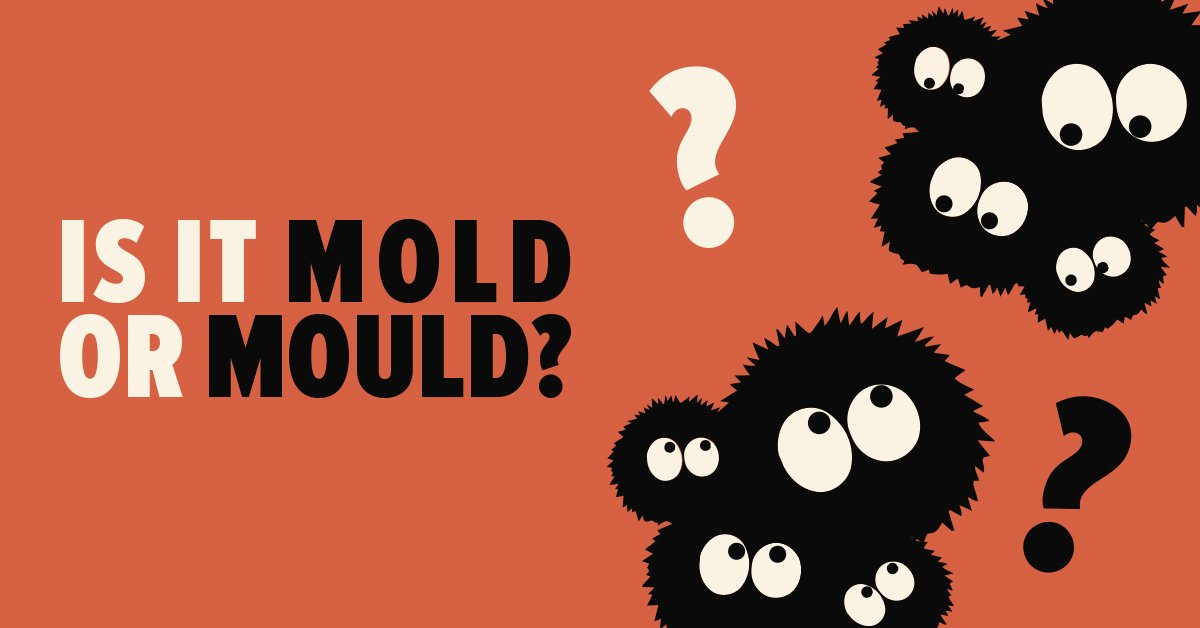 Mold or Mould?