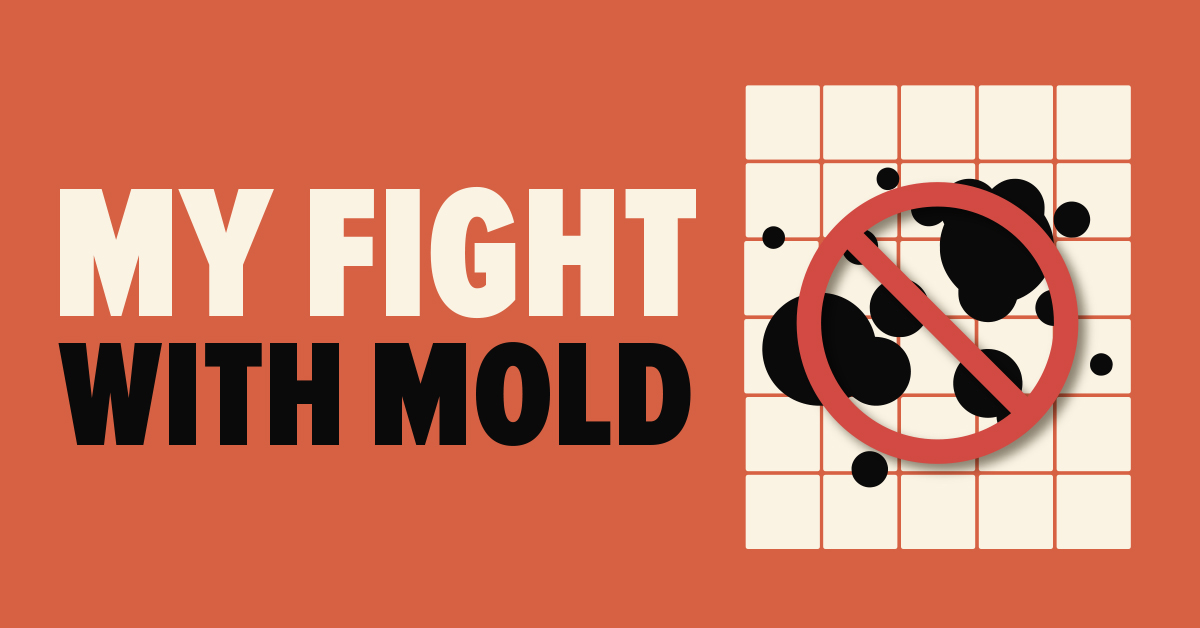 My Fight Against Mold – Alexi van Vloten