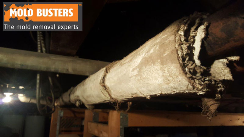 Pipe wrap Insulation