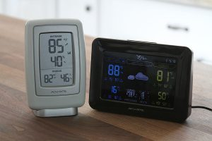 relative humidity meter